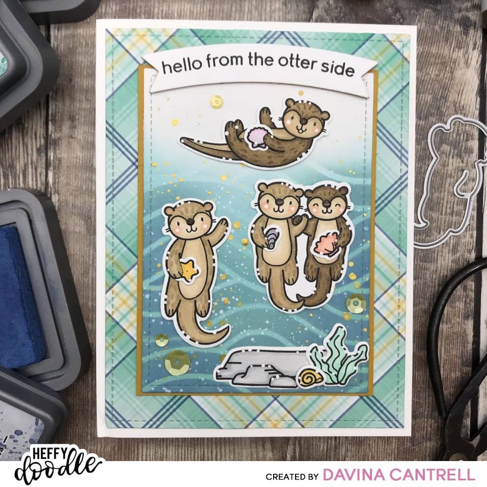 Otter Side Stamps