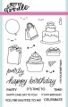 Party Palooza Clear Stamp Set