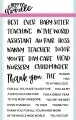 Teach Me Words Clear Stamp Set