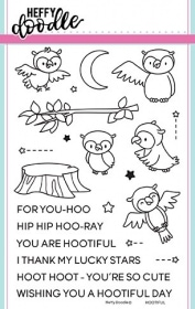 Hootiful Clear Stamp Set