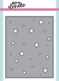 Stargazer Backdrop Die
