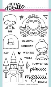 Happily Ever Crafter Clear Stamps
