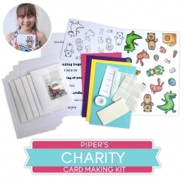 Piper's Charity Card Making Kit