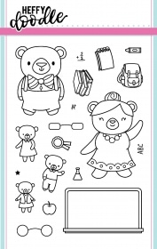 Teacher's Pet stamp set