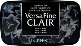 Versafine Clair - Nocturne (Black)
