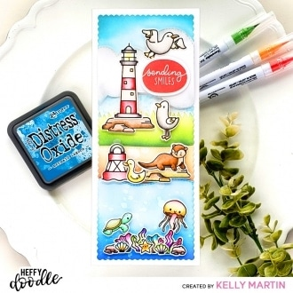 Lil Lighthouse Stamps