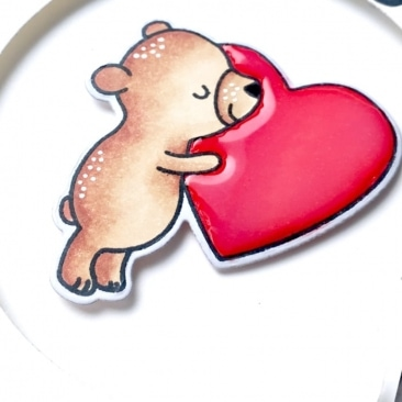 Beary Big Heart Dies