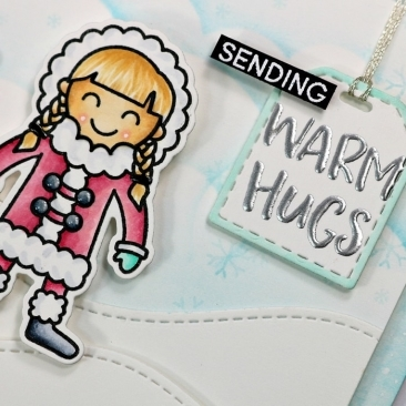 Warm Hugs Stamp Set