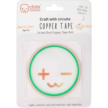 Chibitronics Copper Tape