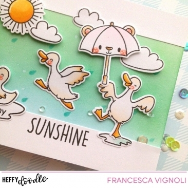 Quack Me Up Clear Stamps