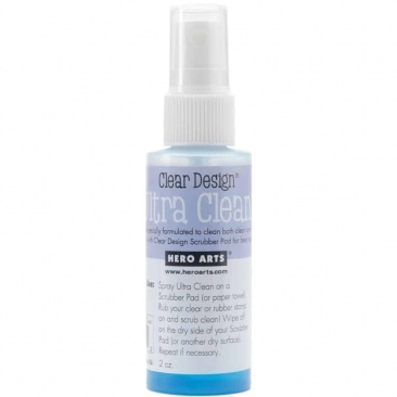 Ultra Clean Spray 2oz