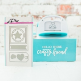 Heffy Doodle Mini Die Cutting Machine