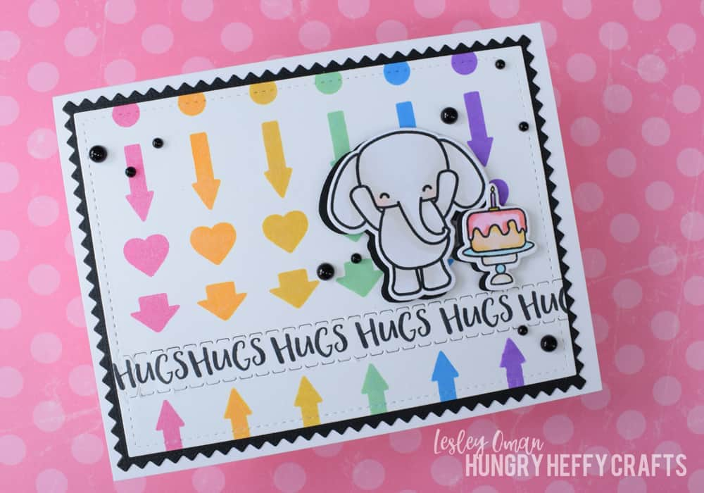 Hello Heffy Doodlers, We Have A Few Things To Share Today! Letu0027s Make A  Start With Some Inspiration! Hereu0027s A Fun Card That Is Shared Over At  Hungry Heffy ...