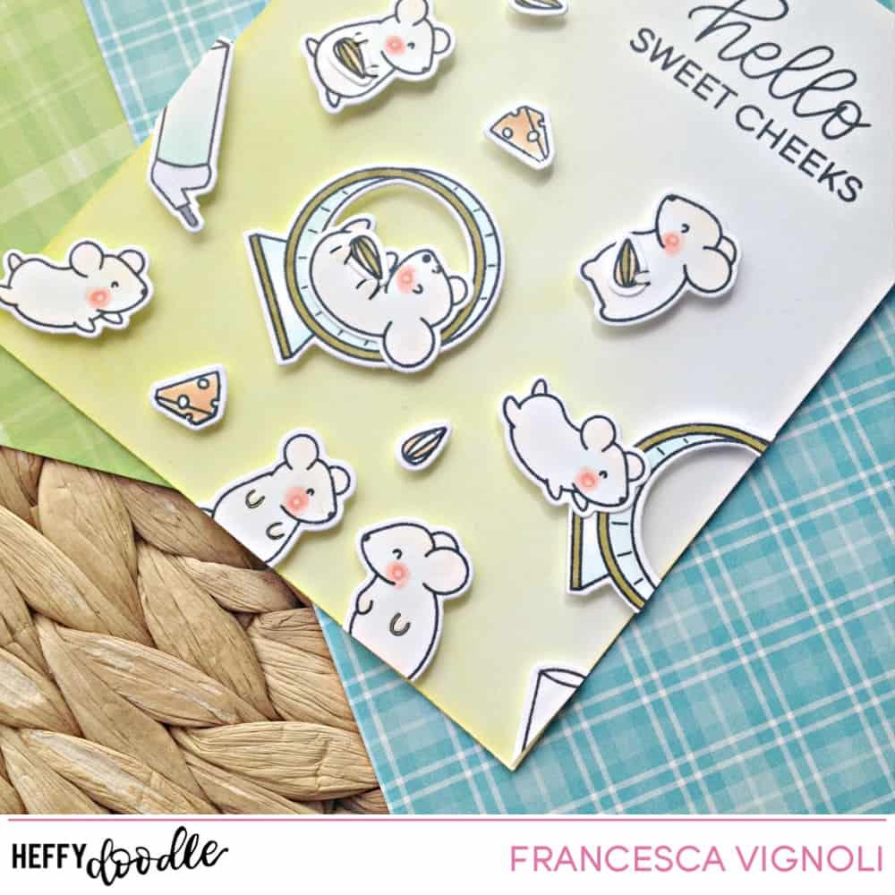 Hello sweet cheeks card! – Heffy Doodle