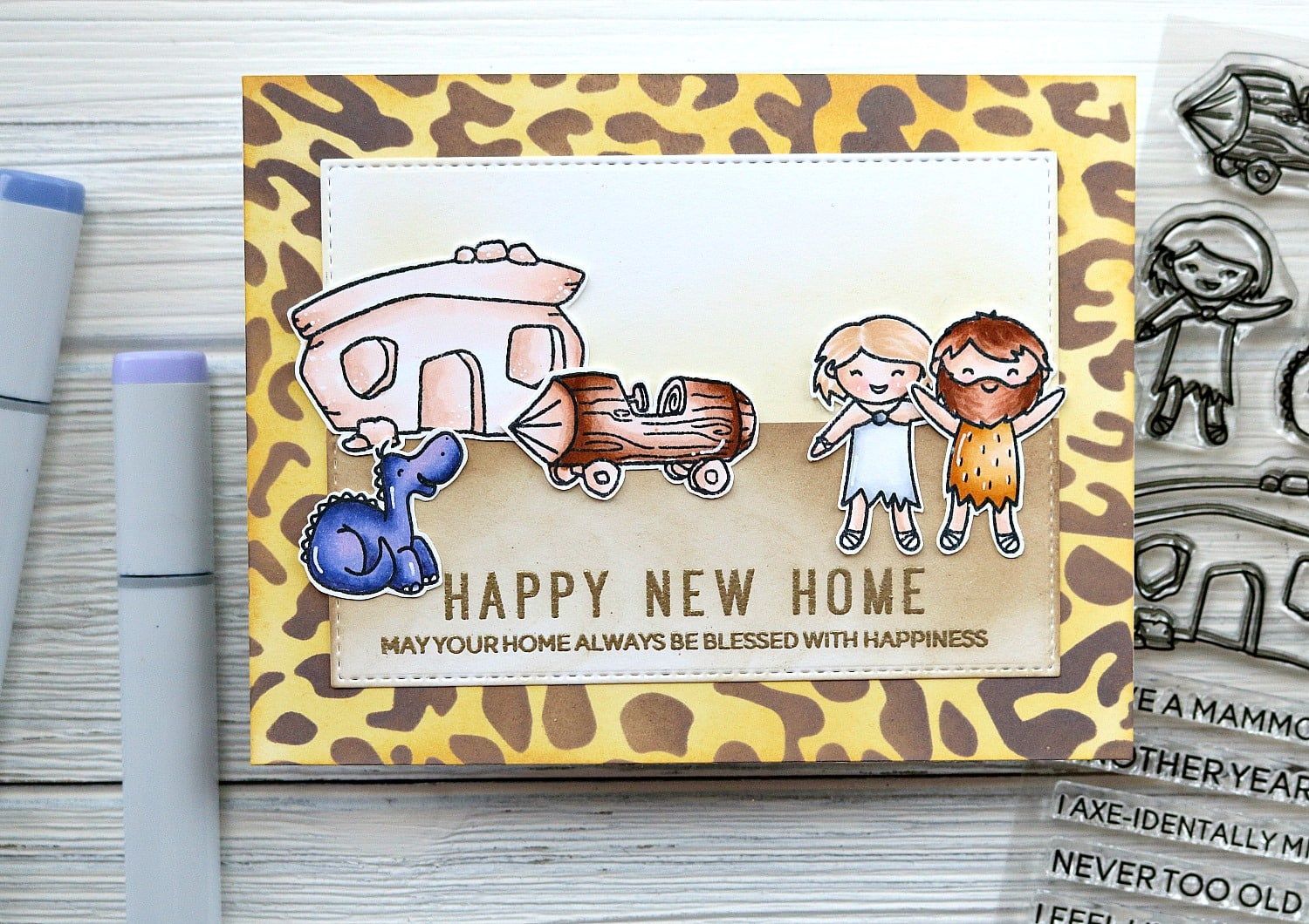 its cassie here and im back to share another card with you todays card uses some cute products from the new release that i just love lets jump in