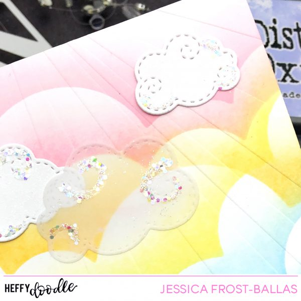 My Little Angel by Jessica Frost-Ballas for Heffy Doodle