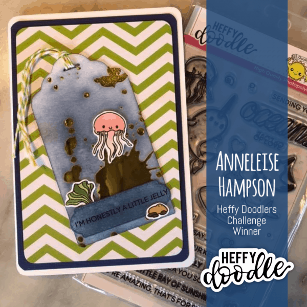 Heffy Doodlers Jan 2020 Challenge Winner